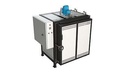 Průmyslové pece SNOL do 350 °C