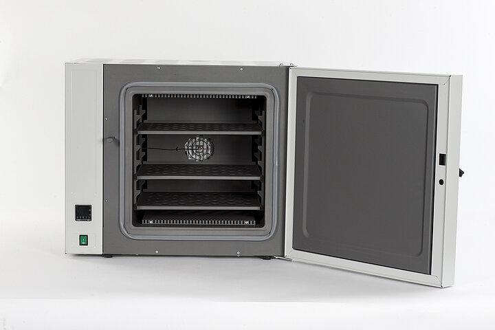 Laboratorní pec SNOL 58/350 LSP11 - otevřená